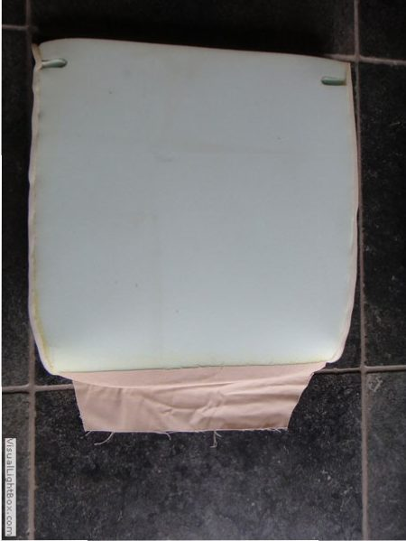 Seat Cover Pullman Foam Seat HY HY912-61 part