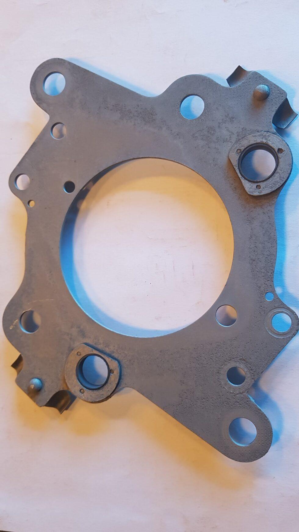 Brake Plate Set Citroen HY Part