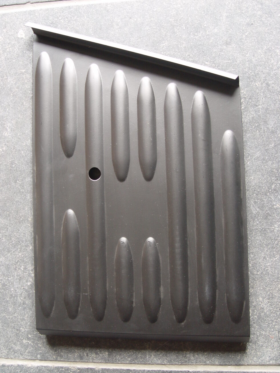 Nose Plate Left Citroen HY H82271L part