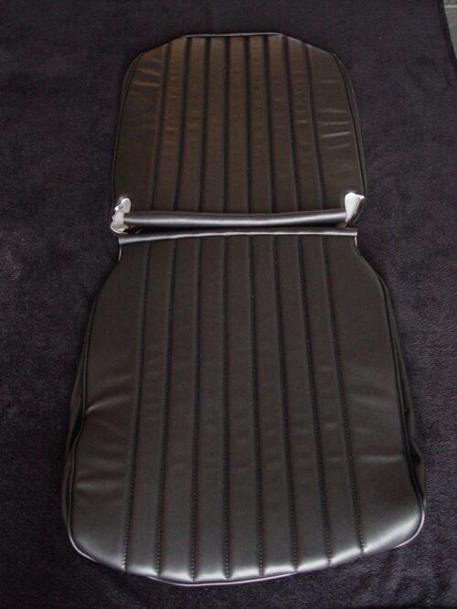 Seat Cover Pullman Black Citroen HY H912-87 part